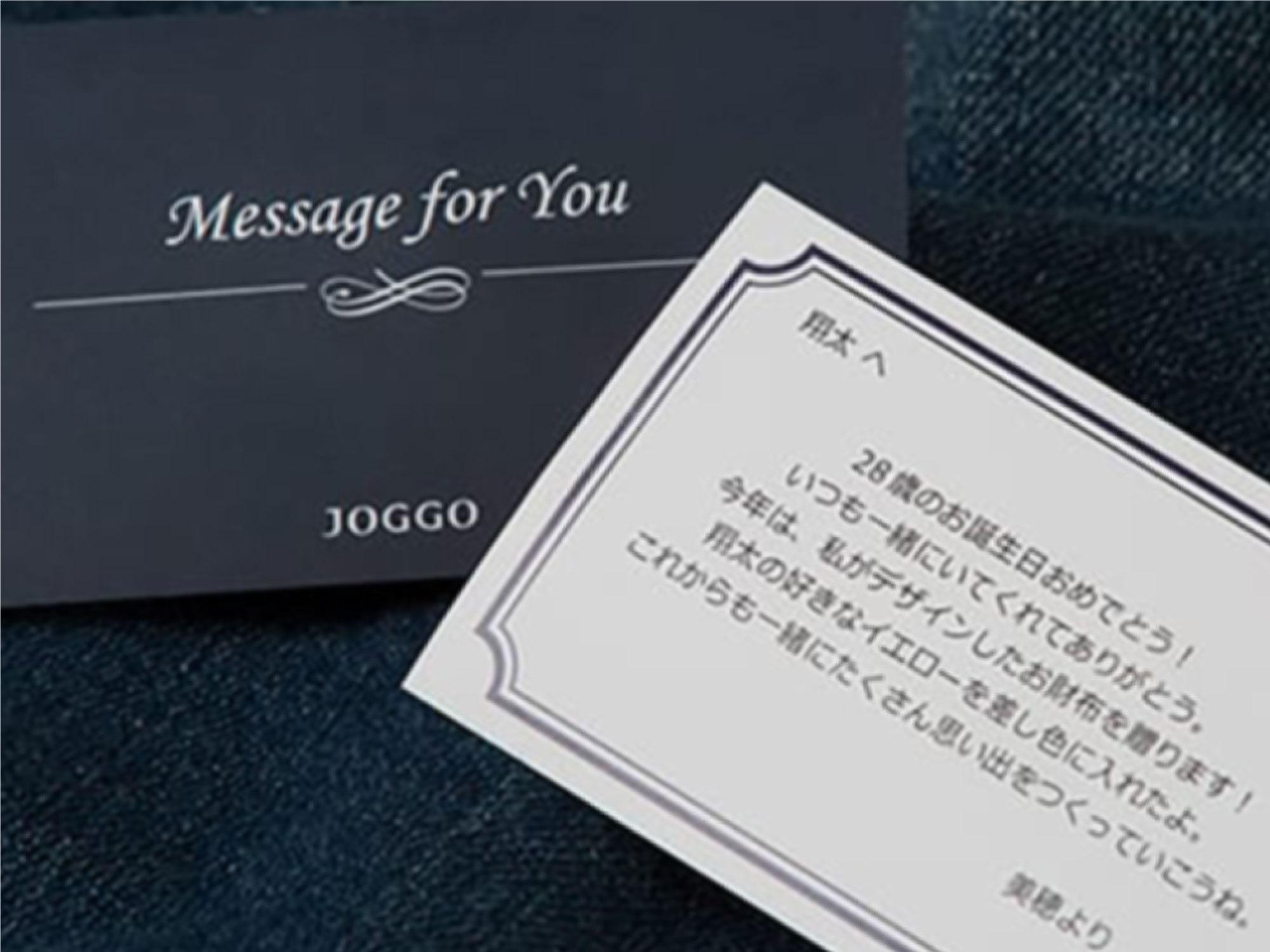 新商品「二つ折りミニ財布」究極の薄さを実現したミニウォレット発売 image03
