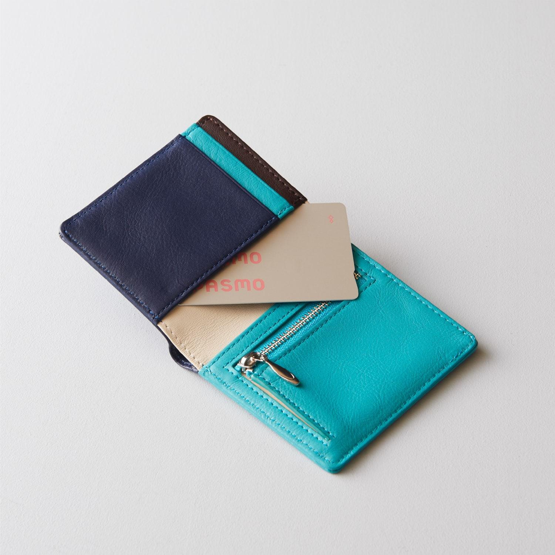 新商品「二つ折りミニ財布」究極の薄さを実現したミニウォレット発売 image06