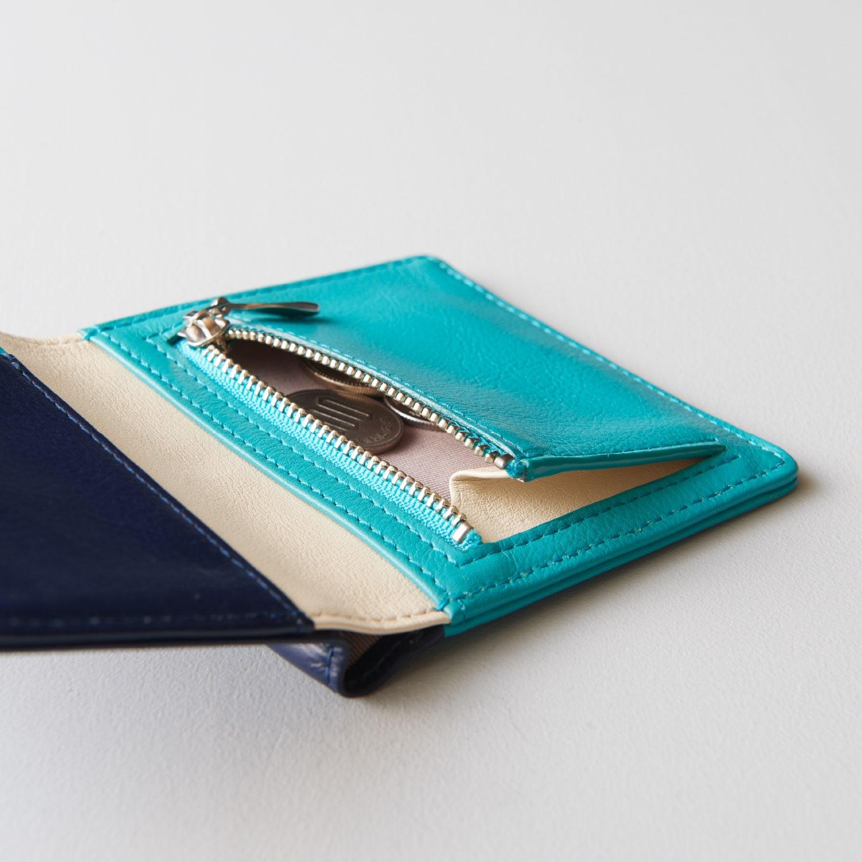 新商品「二つ折りミニ財布」究極の薄さを実現したミニウォレット発売 image10