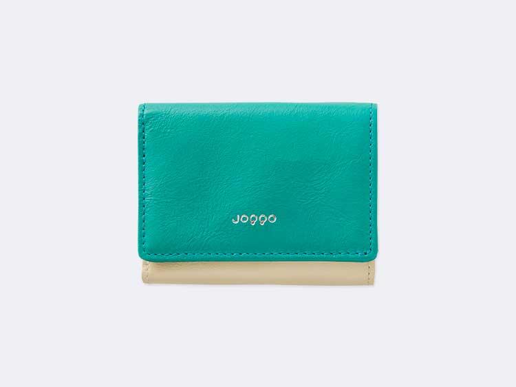 レディース三つ折り財布
